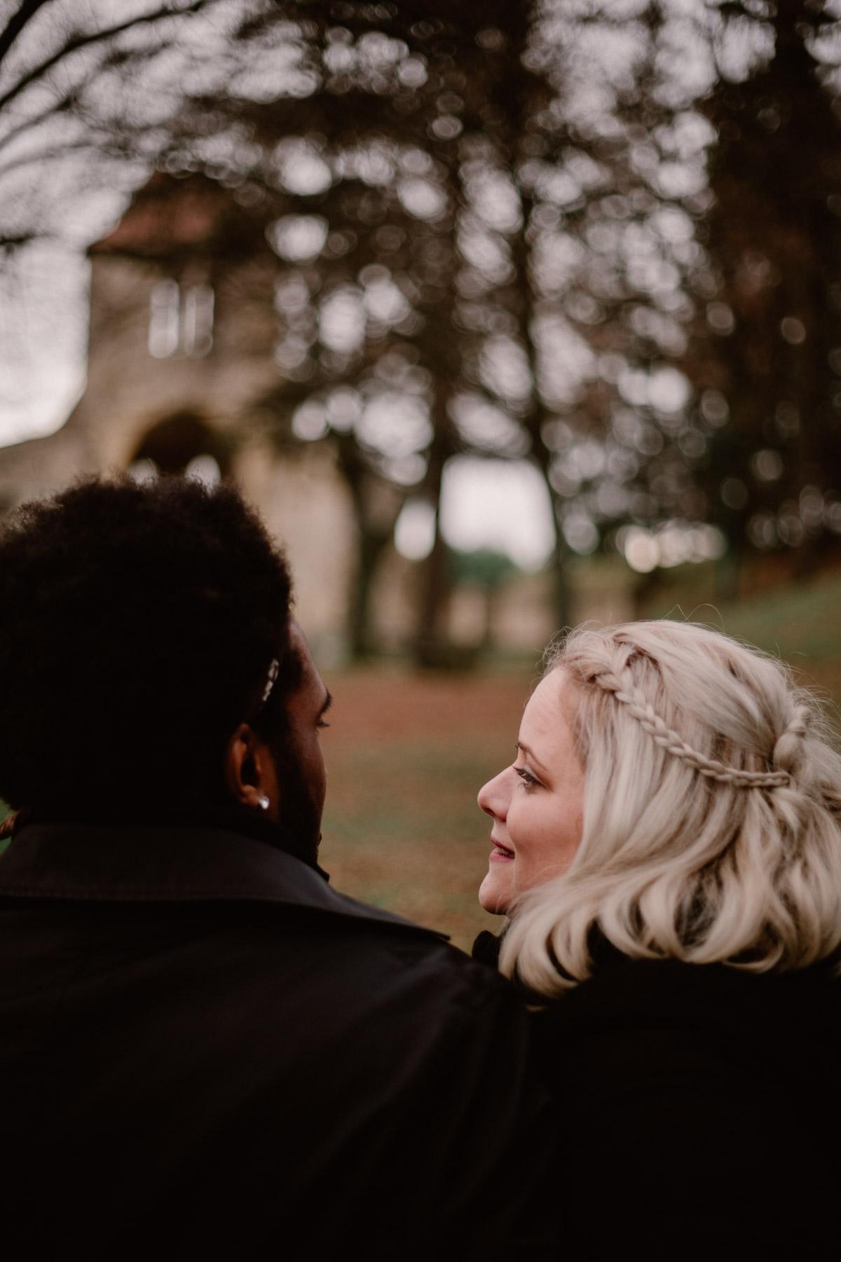 Photo de couple auvergne puy-de-dome love