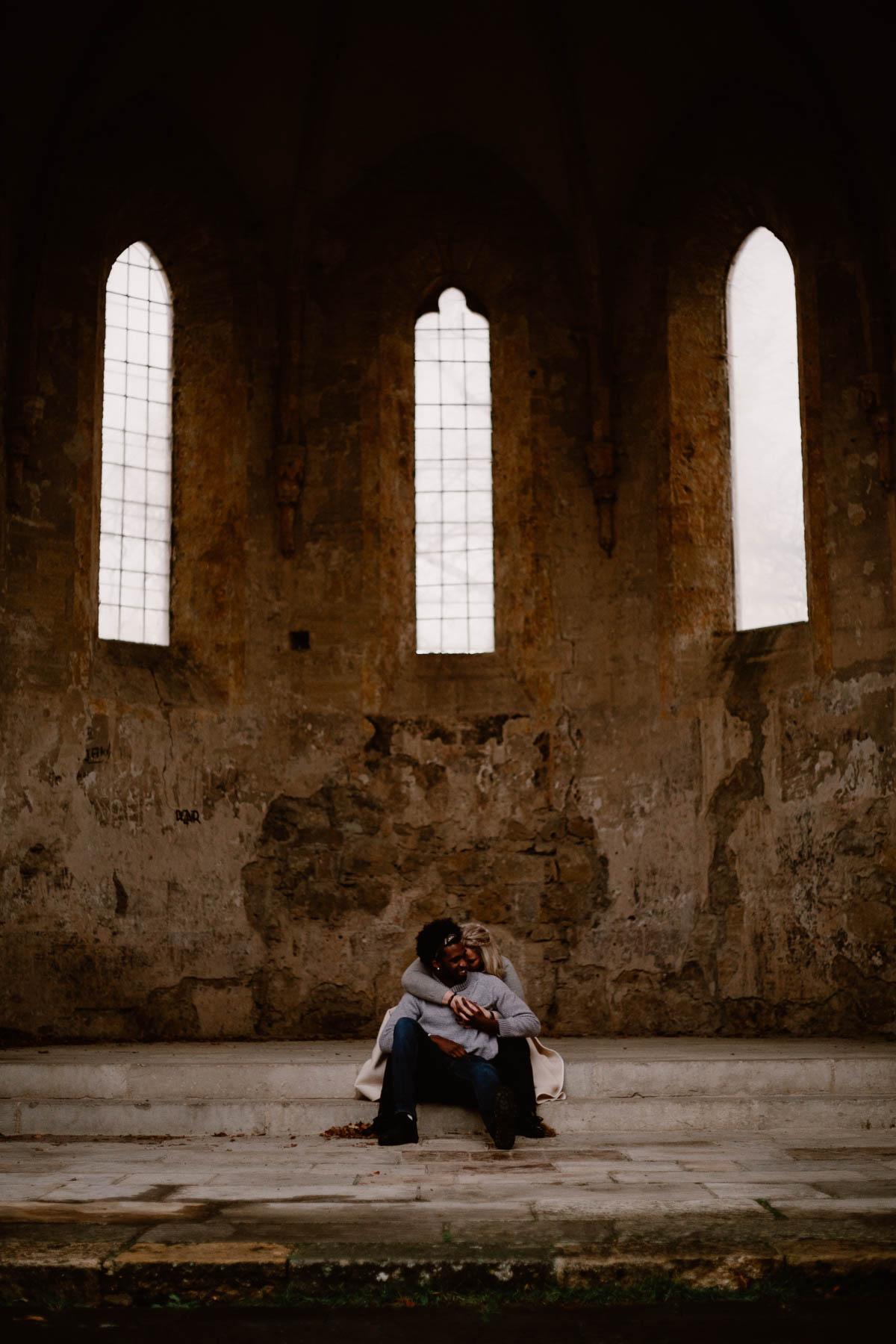 Photo de couple auvergne puy-de-dome coeur