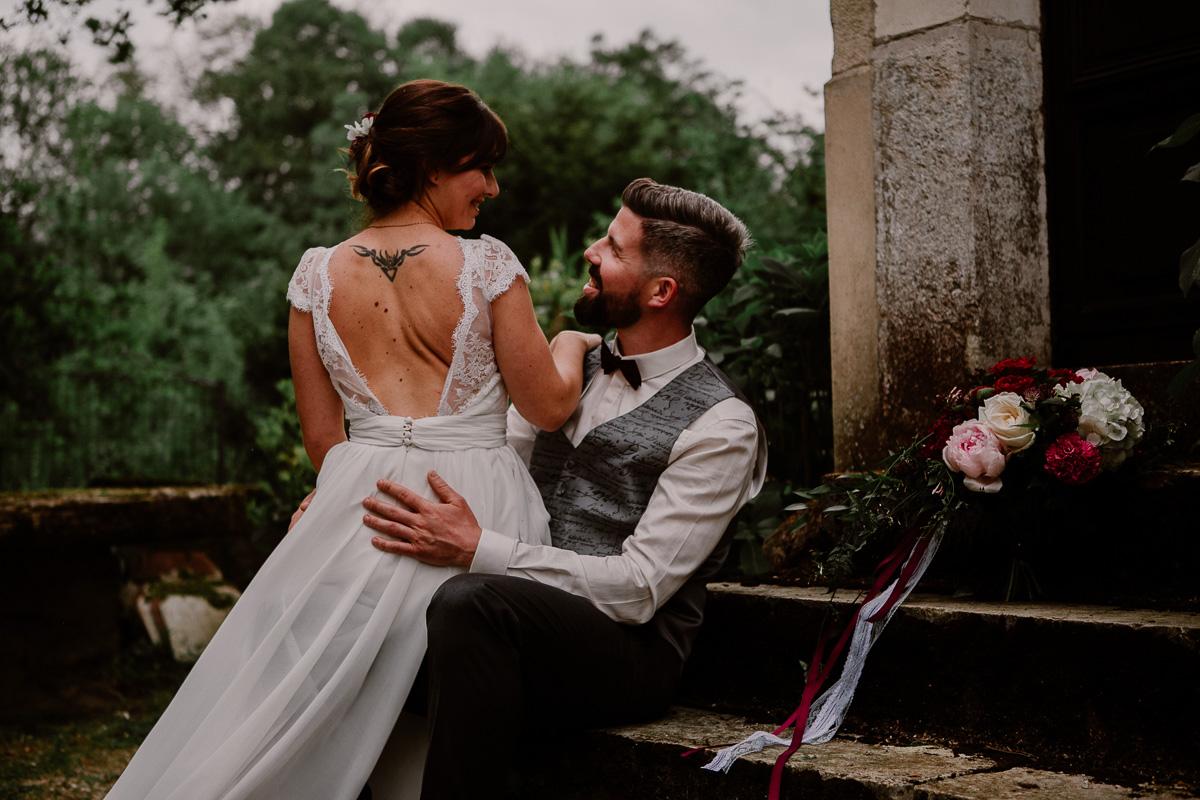 mariage au chateau près d'annecy assis