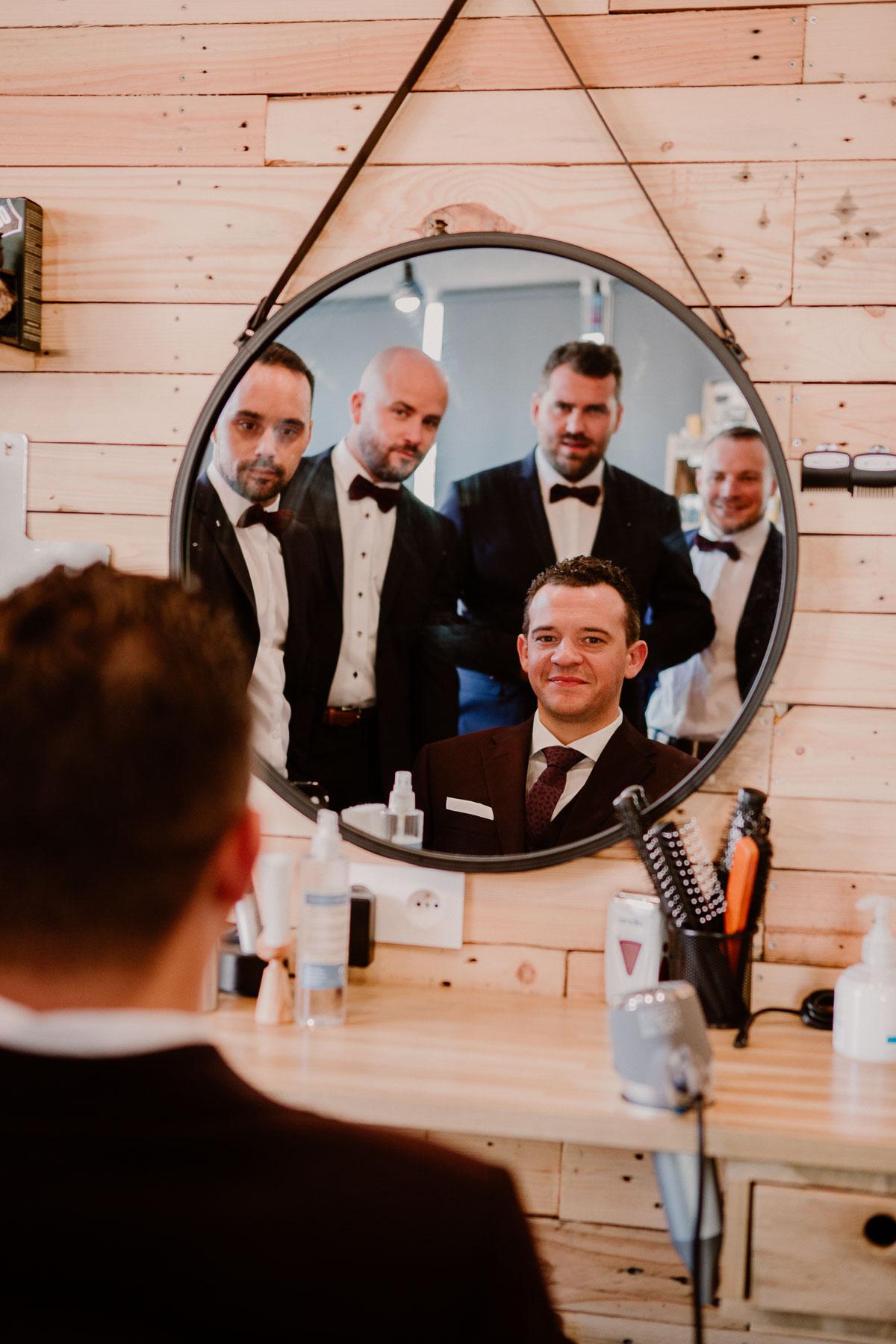 mariage au domaine de la médicée annecy barbier