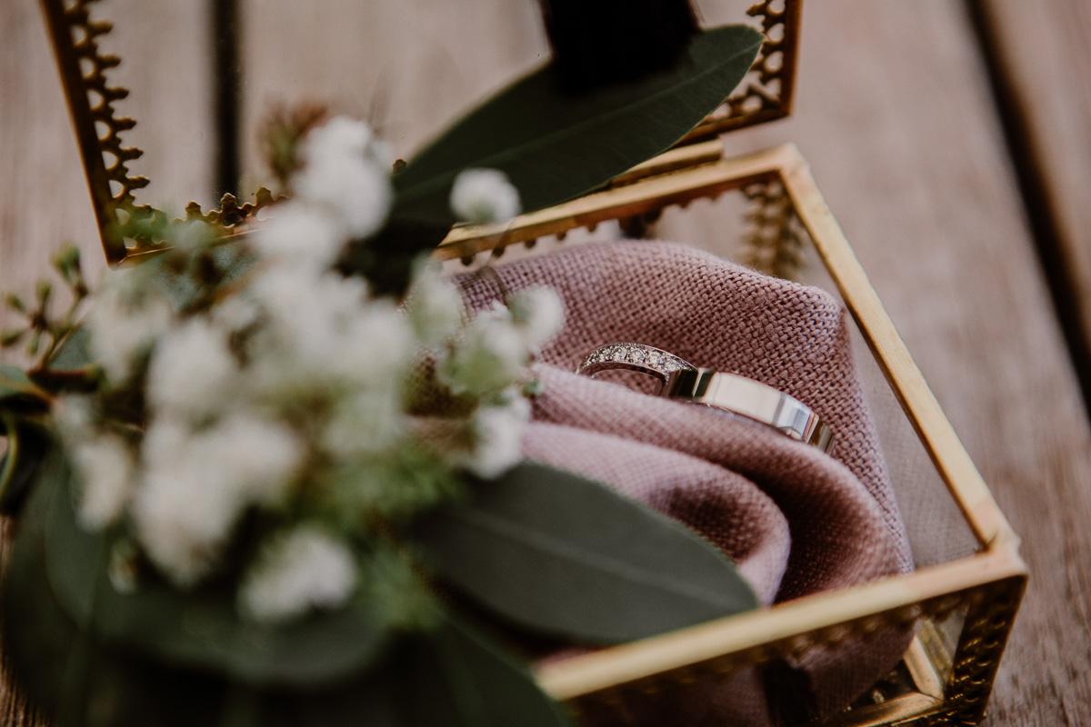 mariage au domaine de la médicée annecy anneaux