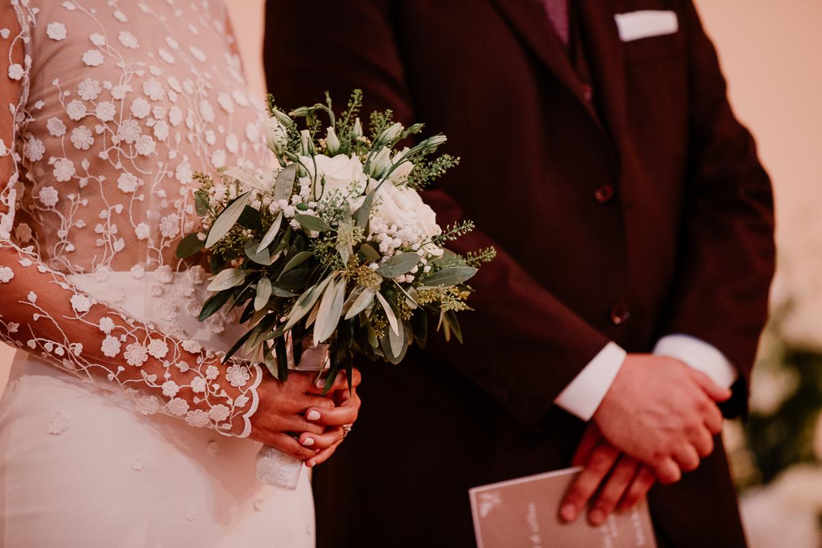 mariage au domaine de la médicée annecy bouquet