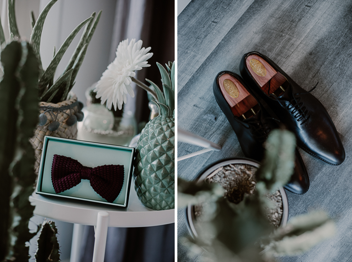 mariage au domaine de la médicée annecy cactus