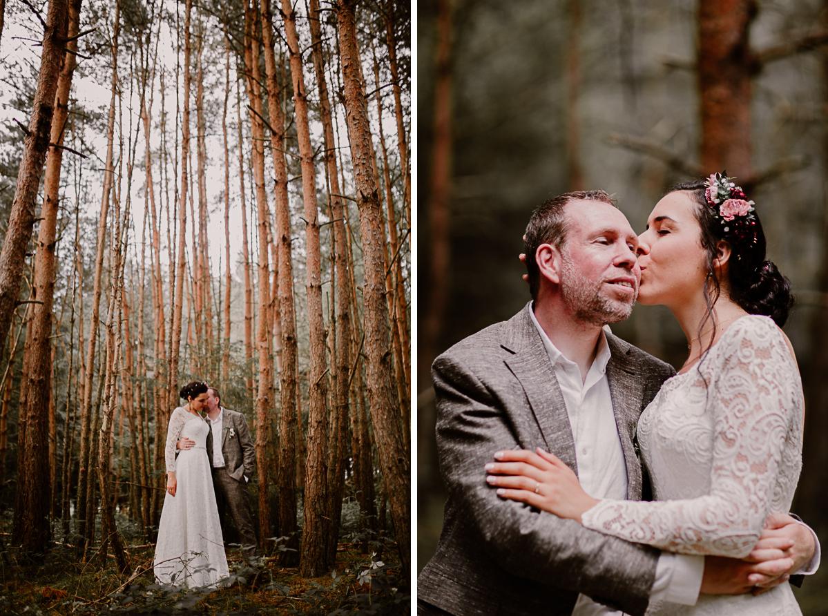 mariage intime au chateau de chazelles amour