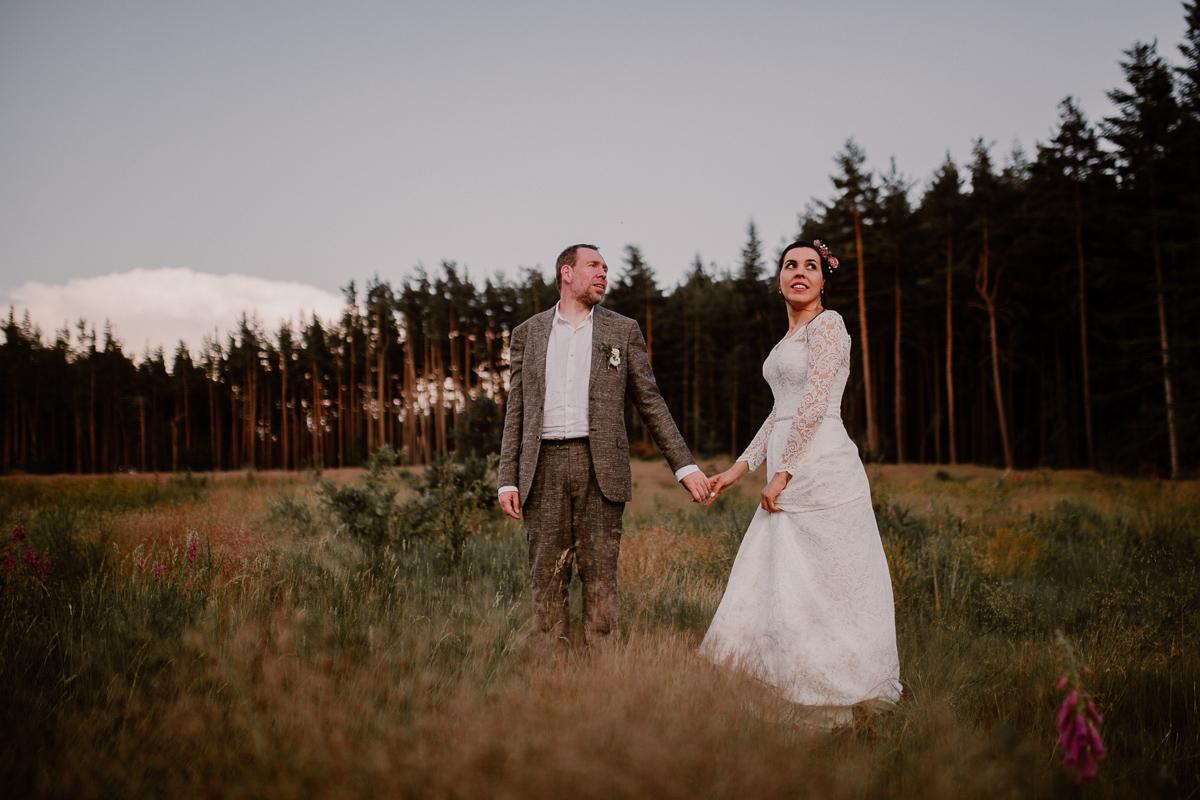 mariage intime au chateau de chazelles danse