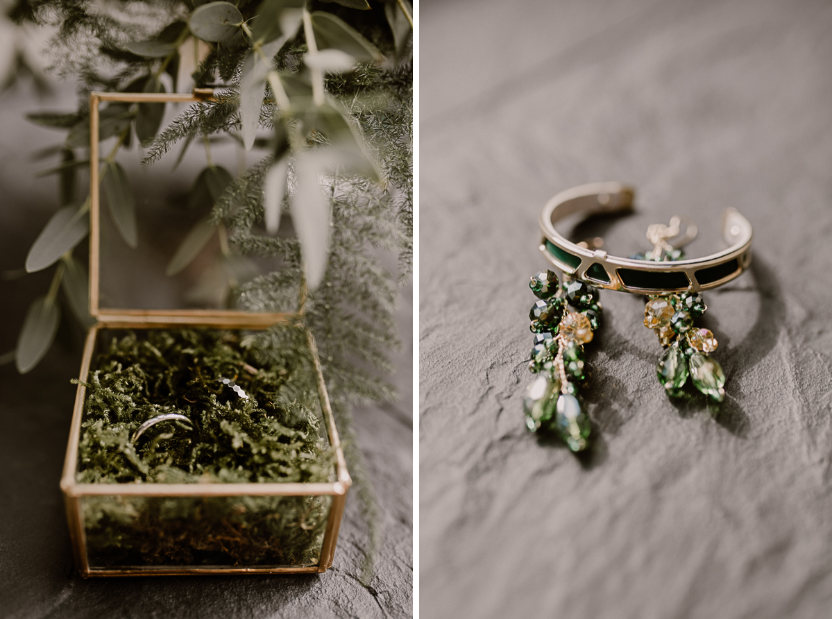 Photographe de mariage chateau boisrigaud usson auvergne alliance et bijoux