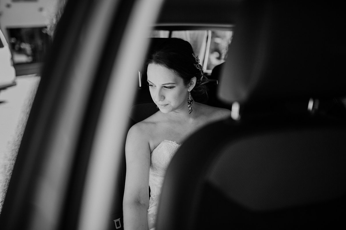 Photographe de mariage chateau boisrigaud usson auvergne stress