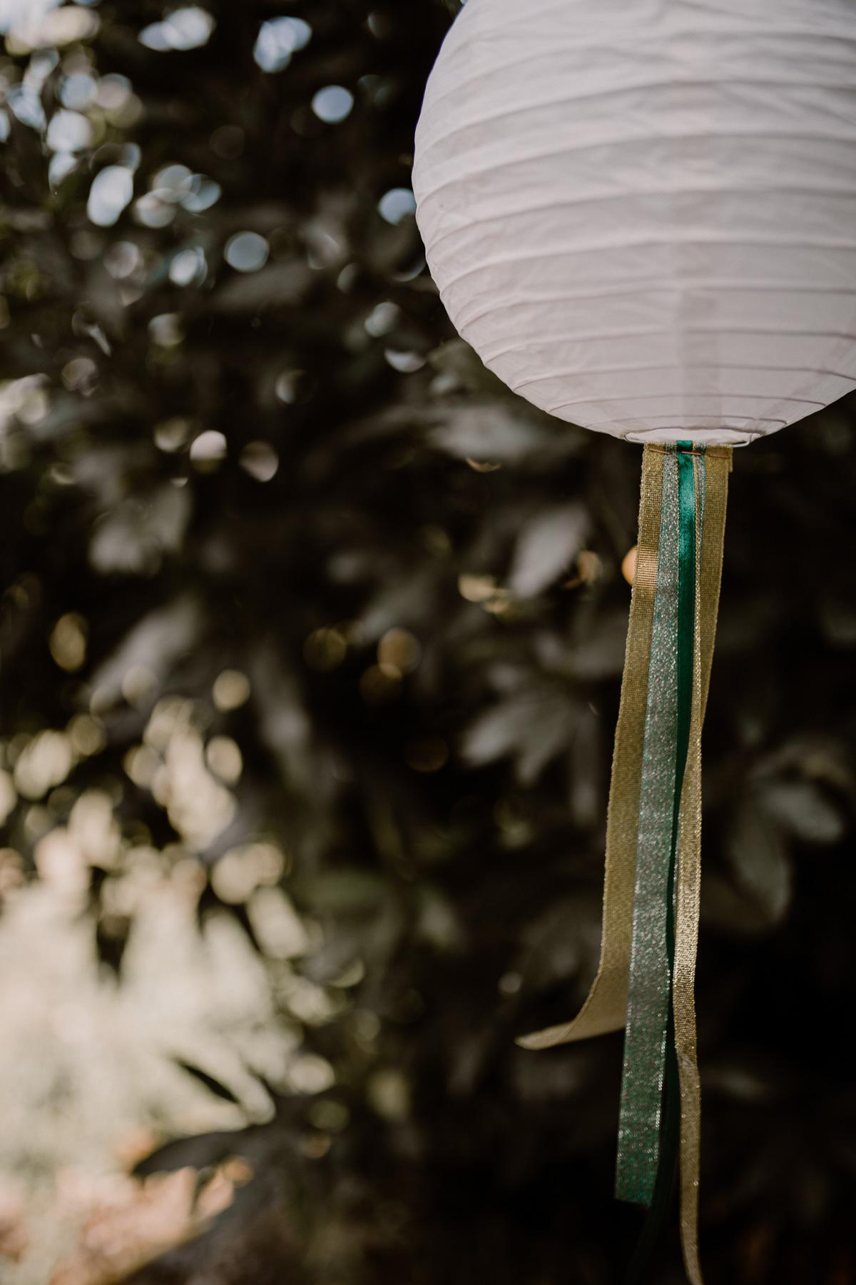 Photographe de mariage chateau boisrigaud usson auvergne lampion
