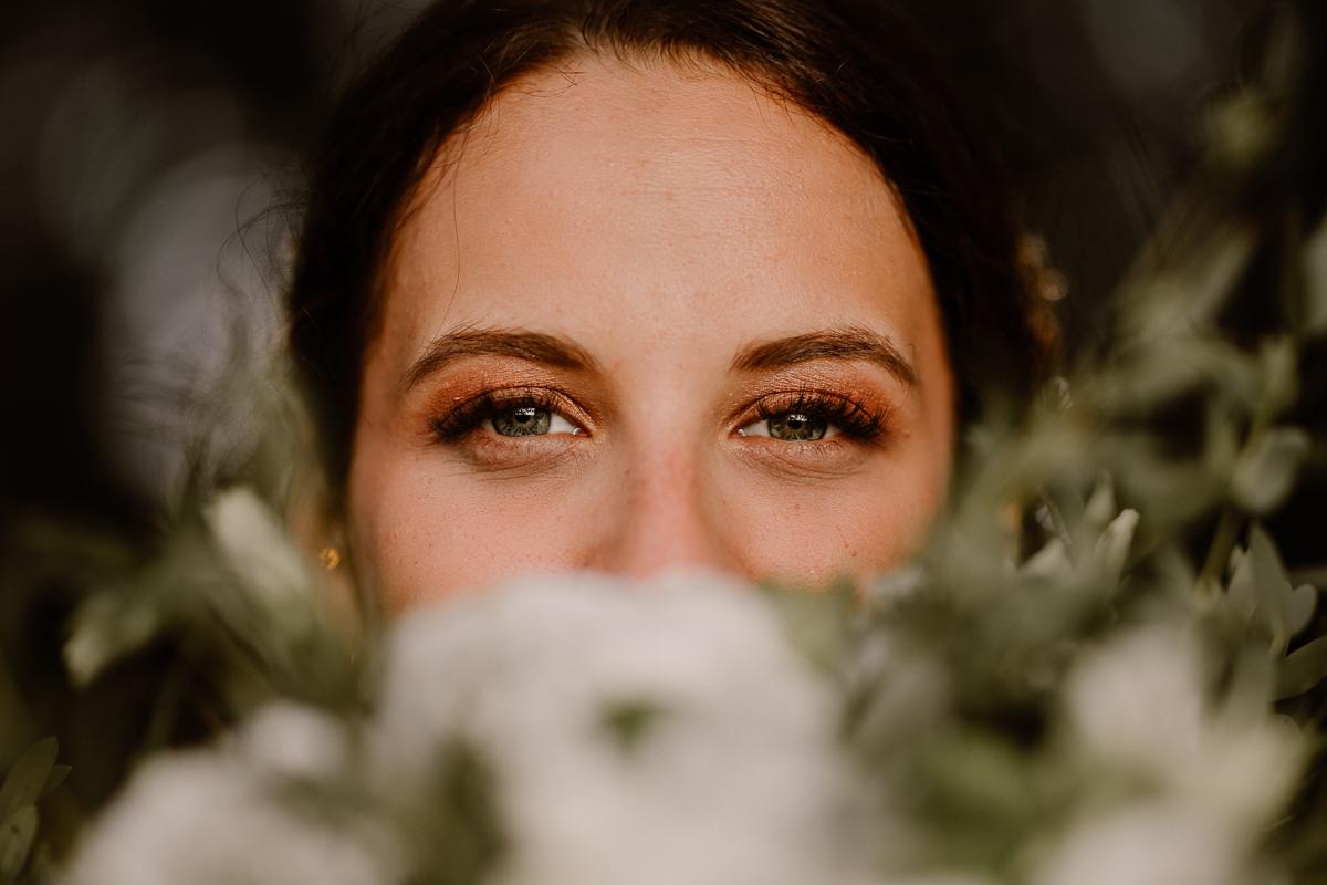 Photographe de mariage chateau boisrigaud usson auvergne yeux