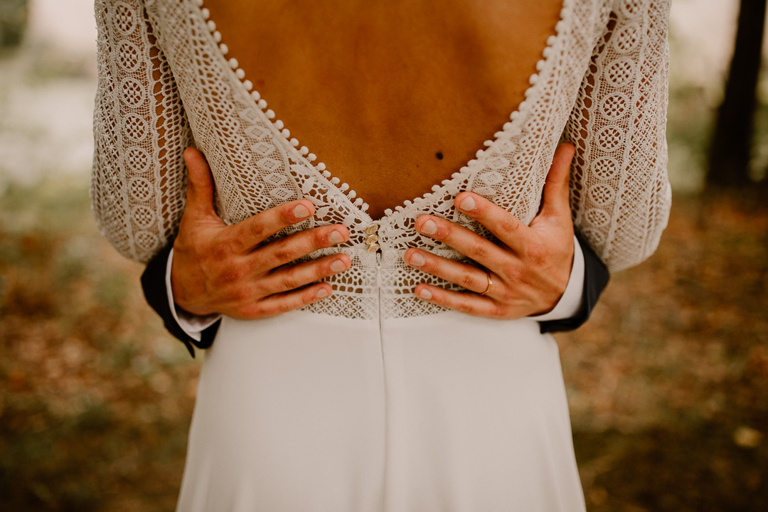 photographe mariage auvergne mains